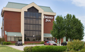 Dury Inn in Marion, IL - hotel near garden of the gods