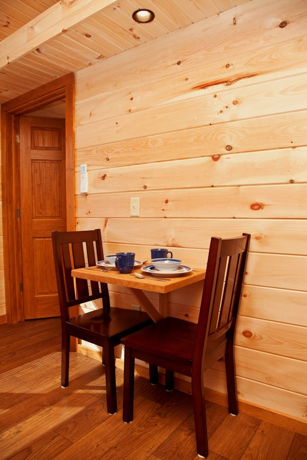 One Bedroom Hot Tub Log Cabins In The Shawnee National Forest