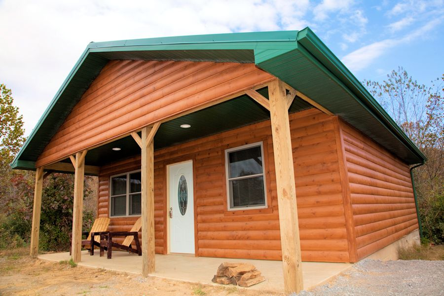 Two bedroom log cabins in the shawnee national forest for 2 bedroom log cabin