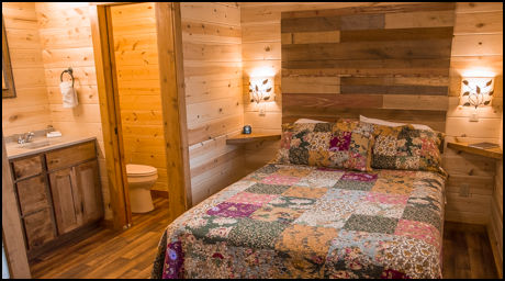 Shawnee Forest Cabins with Hot Tubs